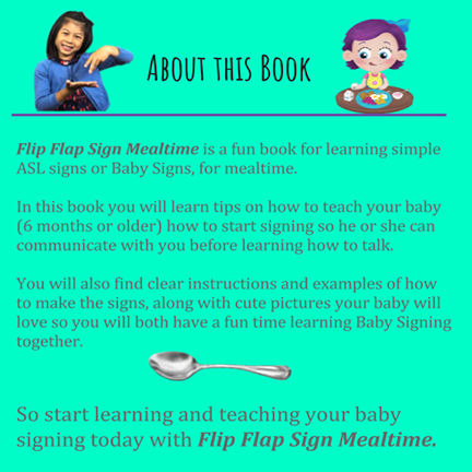 FLIP FLAP SIGN! MEALTIME! (13)