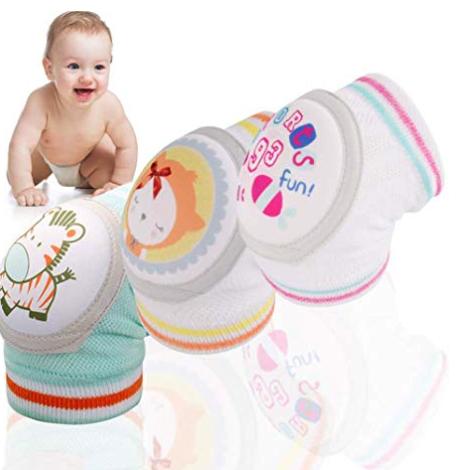 Sibosen Baby Knee Pads for Crawling
